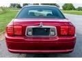 Lincoln LS V8 Autumn Red Metallic photo #5