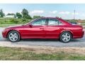 Lincoln LS V8 Autumn Red Metallic photo #8