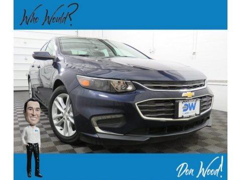 Blue Velvet Metallic 2016 Chevrolet Malibu LT