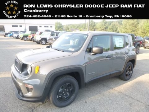 Sting-Gray 2019 Jeep Renegade Sport