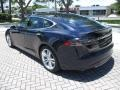 Tesla Model S P85 Performance Blue Metallic photo #5