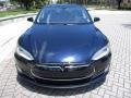 Tesla Model S P85 Performance Blue Metallic photo #15