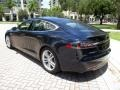 Tesla Model S P85 Performance Blue Metallic photo #17