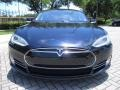 Tesla Model S P85 Performance Blue Metallic photo #29