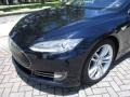 Tesla Model S P85 Performance Blue Metallic photo #37