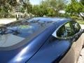 Tesla Model S P85 Performance Blue Metallic photo #59