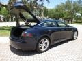 Tesla Model S P85 Performance Blue Metallic photo #63