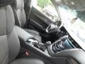 Cadillac CTS Luxury AWD Radiant Silver Metallic photo #10