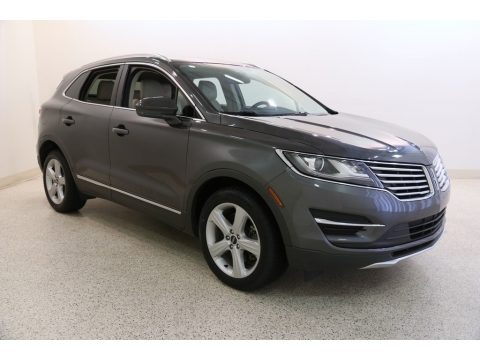 Magnetic 2017 Lincoln MKC Premier AWD