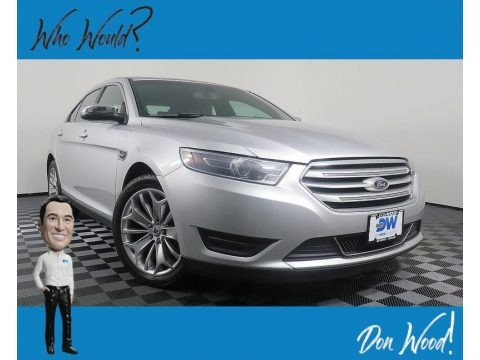 Ingot Silver 2014 Ford Taurus Limited