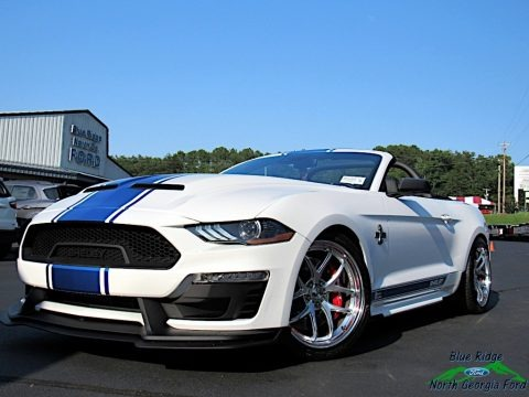 Oxford White 2019 Ford Mustang Shelby Super Snake