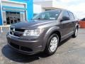 Dodge Journey American Value Package Granite Crystal Metallic photo #2