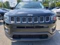 Jeep Compass Latitude 4x4 Diamond Black Crystal Pearl photo #2