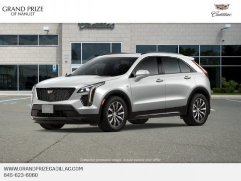 Crystal White Tricoat 2019 Cadillac XT4 Sport AWD