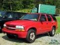 Chevrolet Blazer LS 4x4 Victory Red photo #1