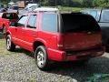 Chevrolet Blazer LS 4x4 Victory Red photo #3