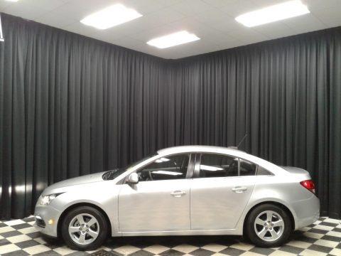 Silver Ice Metallic 2016 Chevrolet Cruze Limited LT