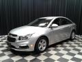 Chevrolet Cruze Limited LT Silver Ice Metallic photo #2
