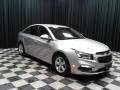 Chevrolet Cruze Limited LT Silver Ice Metallic photo #4