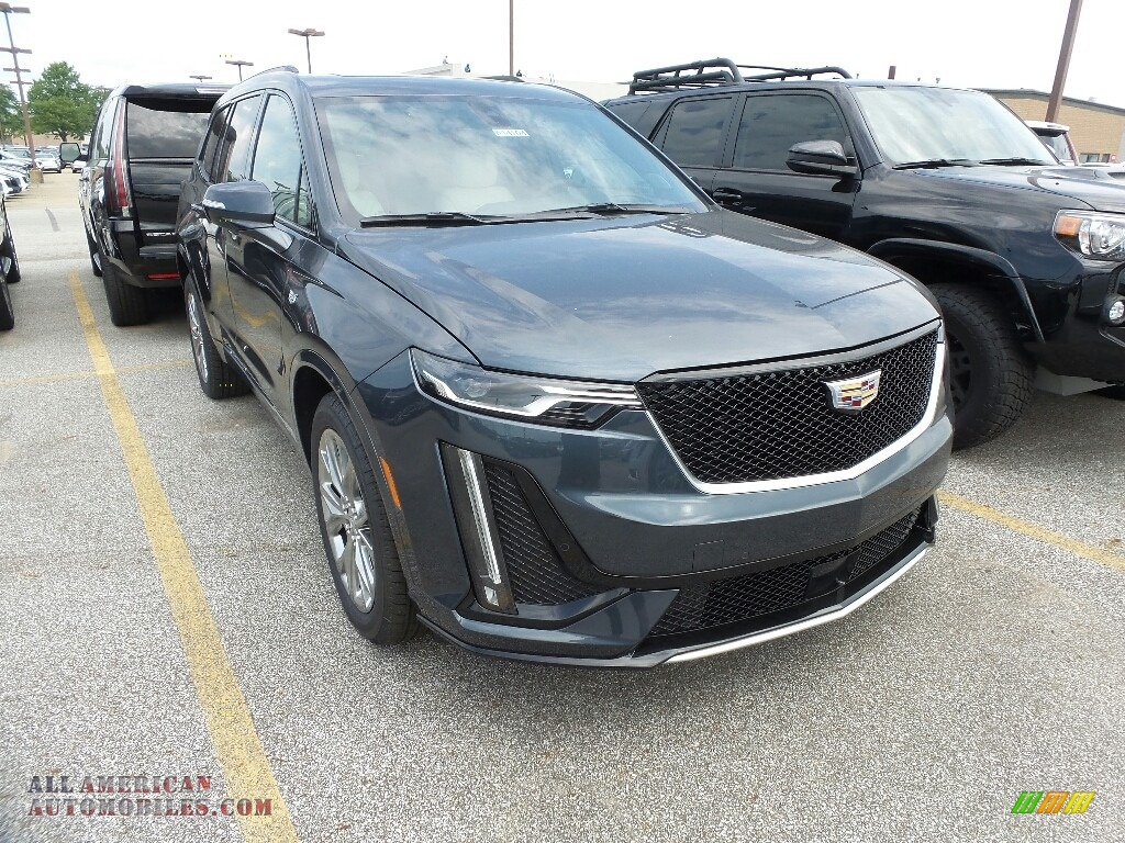 2020 XT6 Sport AWD - Shadow Metallic / Cirrus photo #1