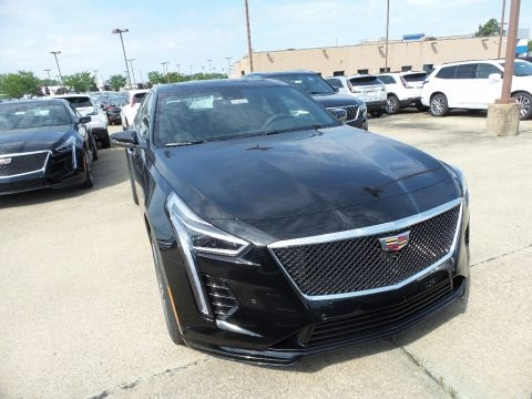 Black Raven 2019 Cadillac CT6 Sport AWD