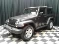 Jeep Wrangler Sport Granite Crystal Metallic photo #2