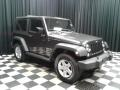 Jeep Wrangler Sport Granite Crystal Metallic photo #4