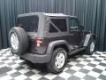 Jeep Wrangler Sport Granite Crystal Metallic photo #6