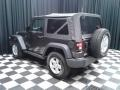 Jeep Wrangler Sport Granite Crystal Metallic photo #8