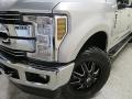 Ford F350 Super Duty Lariat Crew Cab 4x4 Ingot Silver photo #11