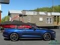 Ford Mustang EcoBoost Convertible Kona Blue photo #6