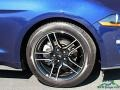 Ford Mustang EcoBoost Convertible Kona Blue photo #11