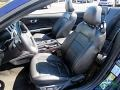 Ford Mustang EcoBoost Convertible Kona Blue photo #12