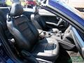 Ford Mustang EcoBoost Convertible Kona Blue photo #13