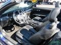 Ford Mustang EcoBoost Convertible Kona Blue photo #29
