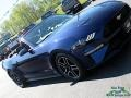 Ford Mustang EcoBoost Convertible Kona Blue photo #32
