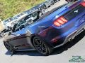 Ford Mustang EcoBoost Convertible Kona Blue photo #34
