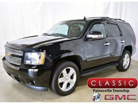 Black 2014 Chevrolet Tahoe LT 4x4