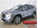 GMC Terrain SLT AWD Satin Steel Metallic photo #1