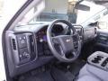 Chevrolet Silverado 2500HD WT Crew Cab 4x4 Summit White photo #17