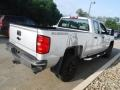 Chevrolet Silverado 2500HD Work Truck Double Cab 4x4 Summit White photo #9