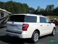 Ford Expedition Platinum 4x4 White Platinum Metallic Tri-Coat photo #5