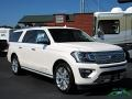 Ford Expedition Platinum 4x4 White Platinum Metallic Tri-Coat photo #7