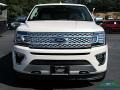 Ford Expedition Platinum 4x4 White Platinum Metallic Tri-Coat photo #8