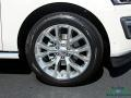 Ford Expedition Platinum 4x4 White Platinum Metallic Tri-Coat photo #9