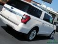 Ford Expedition Platinum 4x4 White Platinum Metallic Tri-Coat photo #39