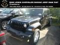 Jeep Gladiator Sport 4x4 Black photo #1