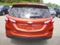 Chevrolet Equinox LS AWD Cayenne Orange Metallic photo #5
