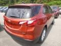 Chevrolet Equinox LS AWD Cayenne Orange Metallic photo #6