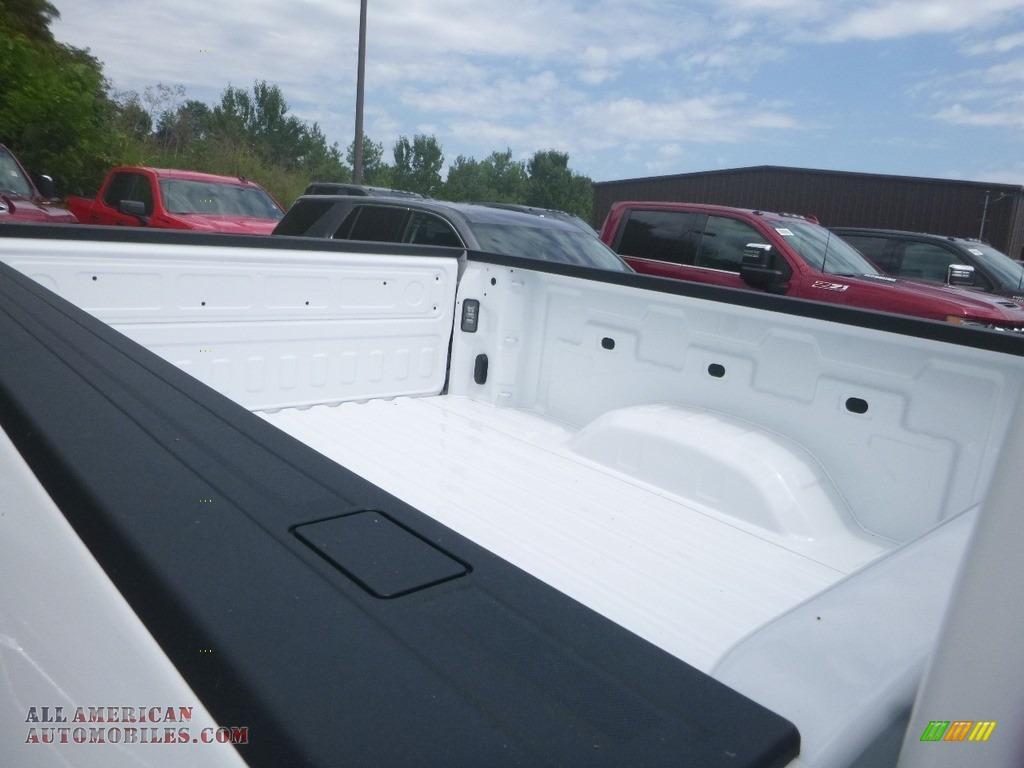 2020 Silverado 2500HD Custom Crew Cab 4x4 - Summit White / Jet Black photo #13
